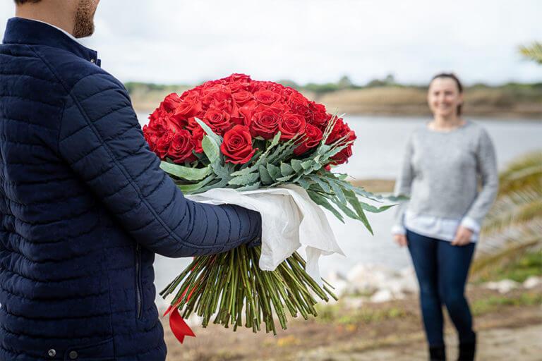 As flores para cada tipo de casal no dia dos namorados